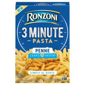 Ronzoni 3 Minute Pasta Penne