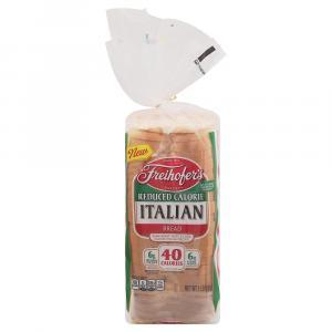 Freihofer's Reduced Calorie Italian Bread