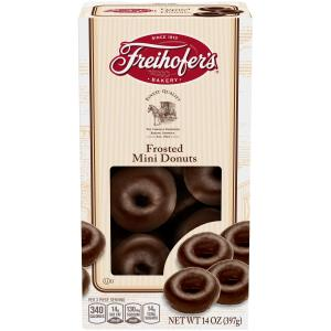 Freihofer's Chocolate Frosted Mini Donuts
