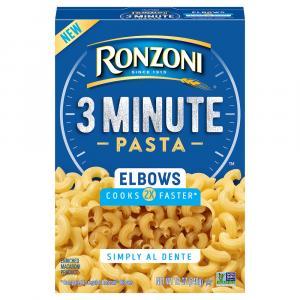 Ronzoni 3 Minute Pasta Elbow