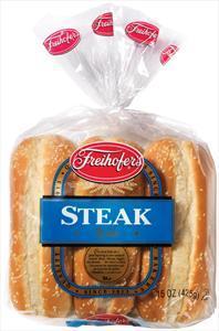 Freihofer's Steak Rolls