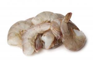 8/12 Ct. Jumbo Raw  Shell On Shrimp