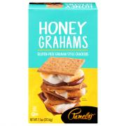 Pamela's Honey Grahams Gluten Free Crackers
