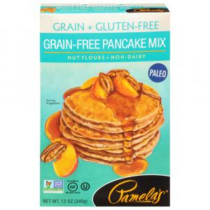 Pamela's Grain & Gluten Free Pancake Mix