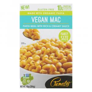 Pamela's Vegan Mac Family Size
