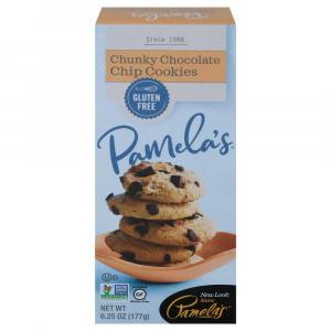 Pamela's Gluten Free Chunky Chocolate Chip Cookies
