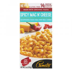 Pamela's Spicy Mac N' Cheese
