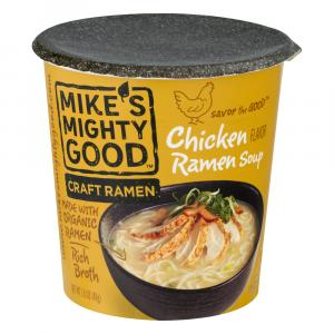 Mike's Mighty Good Chicken Ramen Noodle Soup