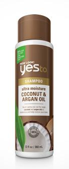 Yes to Ultra Moisture Coconut & Argan Oil Shampoo