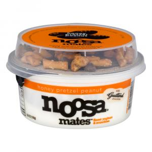 Noosa Mates Honey Pretzel Peanut Yoghurt