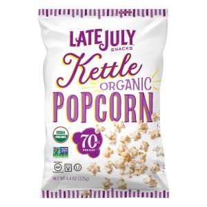 Late July Organic Kettle Popcorn