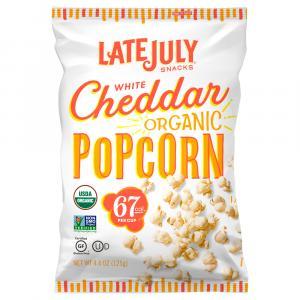 Late July Organic White Cheddar Popcorn