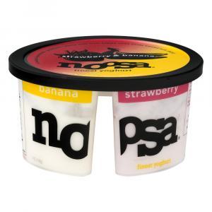 Noosa Strawberry & Banana Yogurt