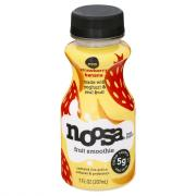 Noosa Strawberry Banana Smoothie