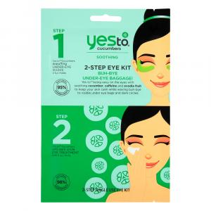 Yes to Cucumbers Soothing 2-Step Eye Kit
