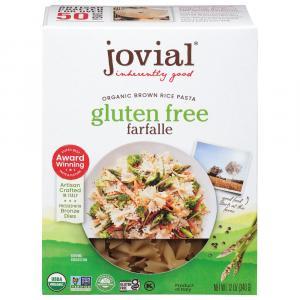 Jovial Organic Brown Rice Farfalle