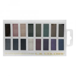 L.A. Colors Smokin' 16 Color Eyeshadow Palette