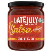 Late July Organic Mild Salsa