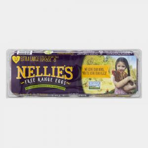 Nellie's Free Range Extra Large Grade A Brown Eggs