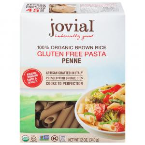 Jovial Organic Gluten Free Brown Rice Penne