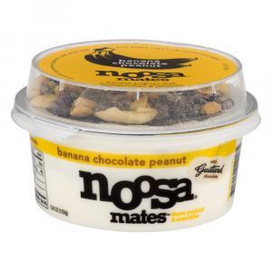 Noosa Mates Banana Chocolate Peanut Yoghurt