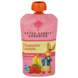 Pumpkin Tree Peter Rabbit Organics Organic Fruit Puree