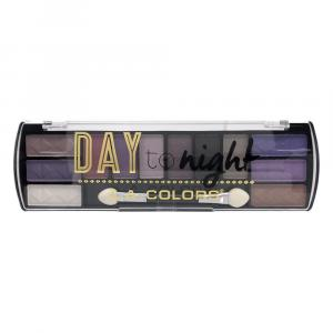 L.A. Colors Day to Night Twilight Eyeshadow