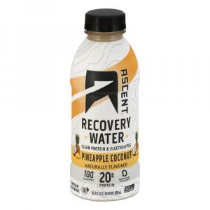 Ascent Recovery Water Pineapple Coconut