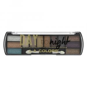 L.A. Colors Day to Night Sunset Eyeshadow