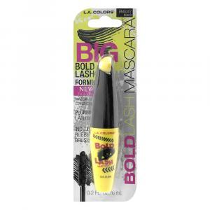 L.A. Colors Mini Big Bold Lash Formula Mascara Black
