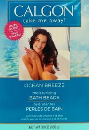 Calgon Ocean Breeze Ultra Moisturizing Bath Beads