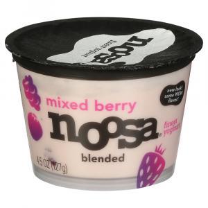 Noosa Mixed Berry Yoghurt