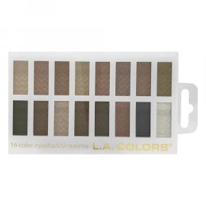 L.A. Colors Sweet 16 Color Eyeshadow Palette