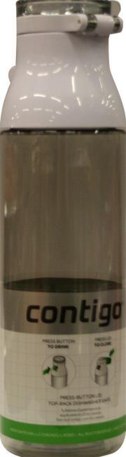 Contigo 24 Oz. Water Bottle Jackson Smoke