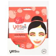 Yes to Tomatoes Acne Fighting Paper Mask