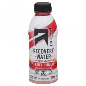Ascent Recovery Water Fruit Punch
