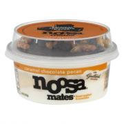 Noosa Mates Caramel Chocolate Pecan Yoghurt