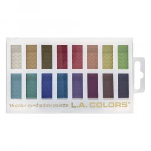 L.A. Colors Haute 16 Color Eyeshadow Palette