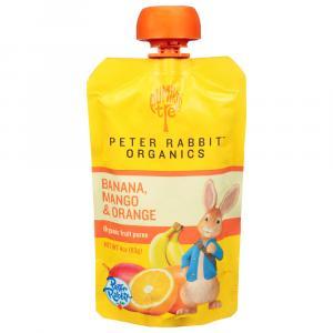 Pumpkin Tree Peter Rabbit Organics Organic Fruit Puree