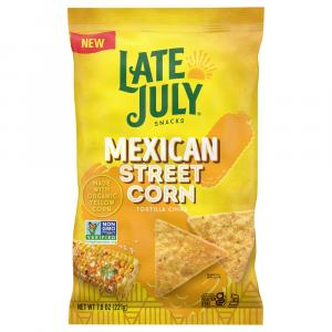 Late July Mexican Street Corn Tortilla Chips