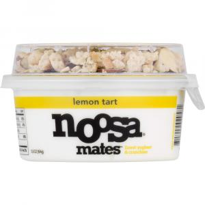 Noosa Mates Lemon Tart Yoghurt