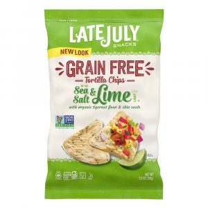 Late July No Grain Sea Salt & Lime Tortilla Chips