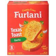 Furlani Garlic Texas Toast