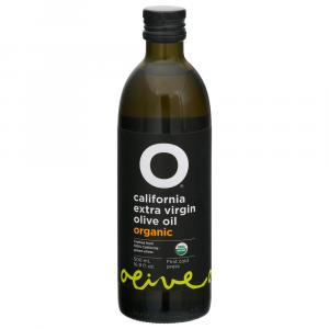 O California Organic Extra Virgin Olive Oil Unfiltered