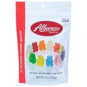 Albanese World's Best 12 Flavor Gummi Bears