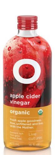 O Organic Apple Cider Vinegar