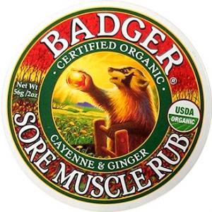 Badger Original Sore Muscle Rub