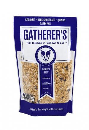 Gatherer's Gourmet Granola Badger's Best