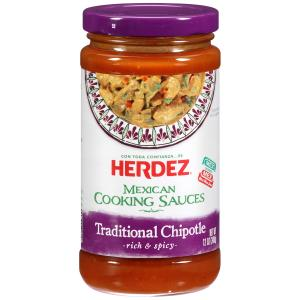 Herdez Mexican Cooking Sauces Traditional Chipotle