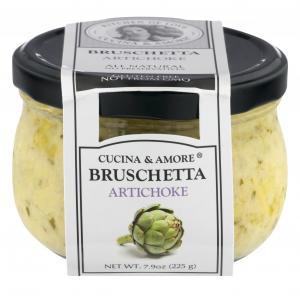Cucina & Amore Bruschetta Artichoke